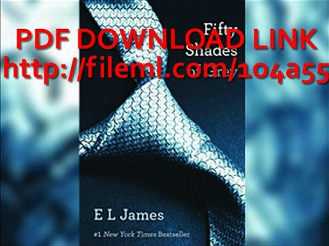 Read online fifty shades of grey pdf - WordPresscom