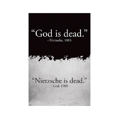 god is dead essay God's not dead revisited by roger patterson on august 5, 2014 in a vital discussion focused within the church, this book explores the foundational issues.