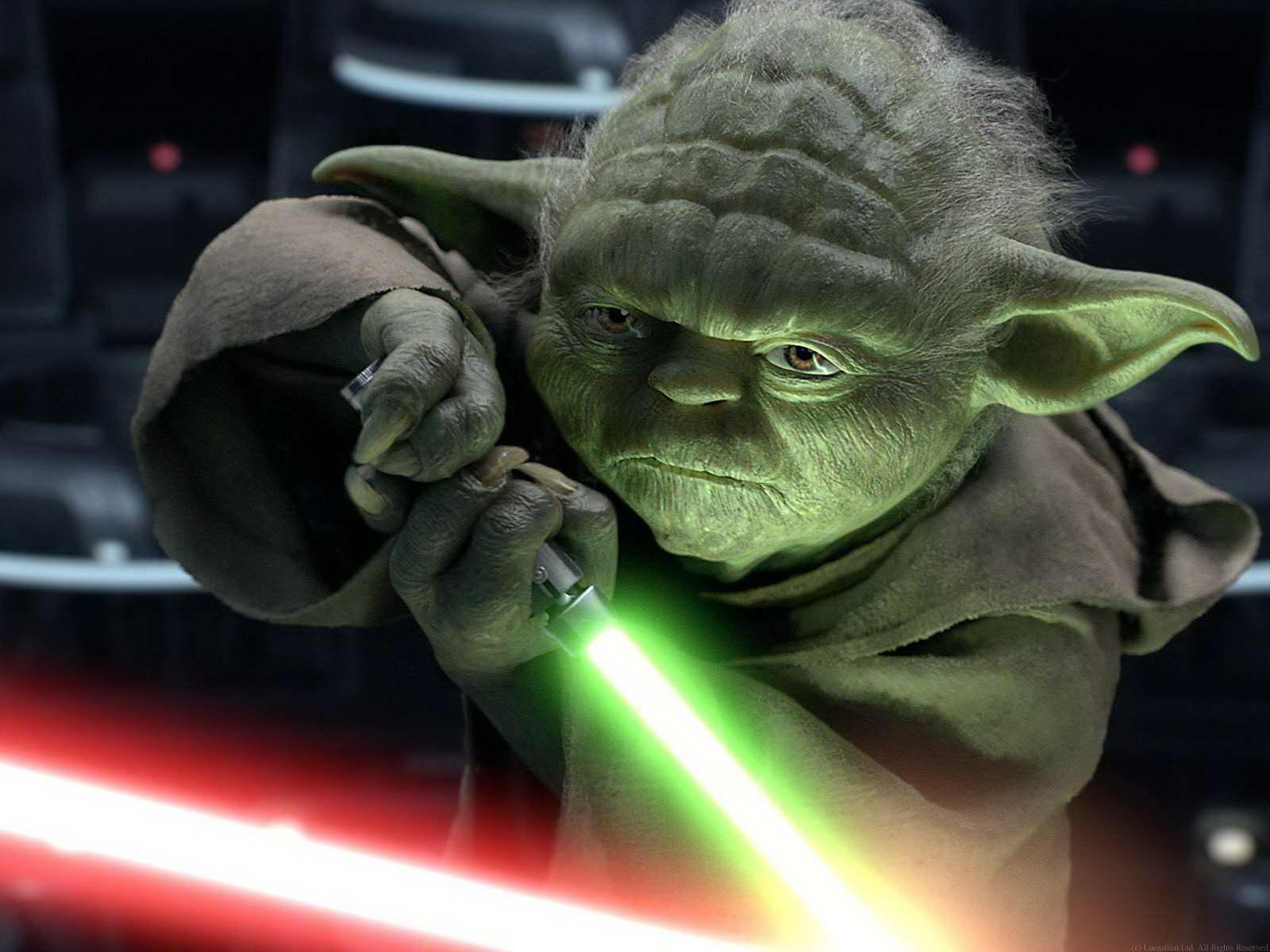 Jedi master wallpaper