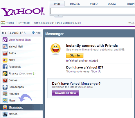 How to Change the Interface Language of Yahoo! Mail